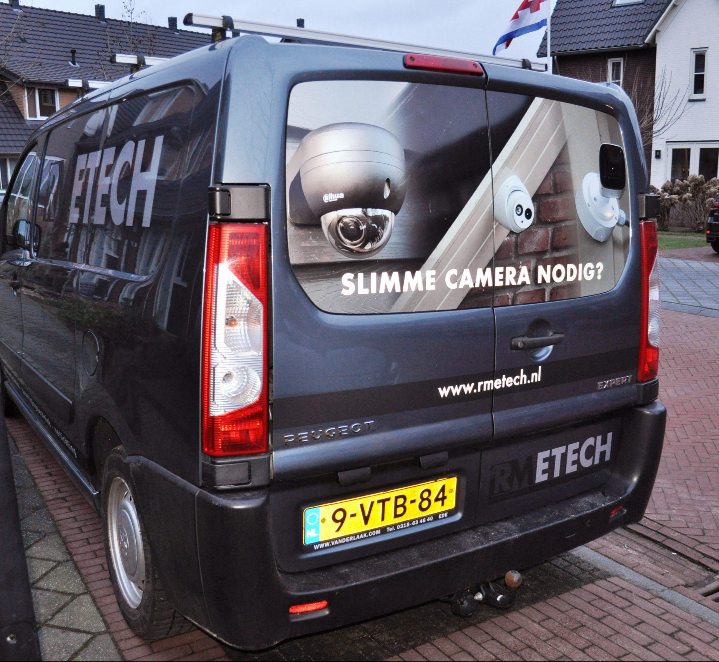 RMEtech's Peugeot